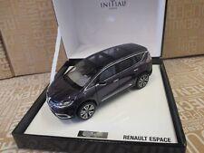 Modellauto Renault Espace  5 Sonderauflage  von Norev 1:43  Neu