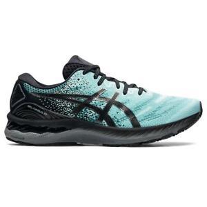 ASICS GEL NIMBUS 23 Scarpe Running Uomo Performance CLEAR BLUE 1011B004 408