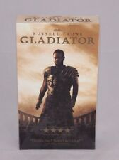 Gladiator - VHS Brand New - Russell Crowe
