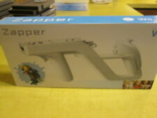 NEW ZAPPER GUN FOR THE WII SYSTEM  lot A