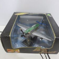 Maisto Special Edition Diecast P-47D THUNDERBOLT USAF Plane 1:72 New in Box