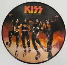 KISS ALTERNATE DESTROYER DEMOS PICTURE DISC