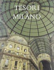 Tesori di Milano - Findomestic-Nardini Editore- Franco Cosimo Panini 1998