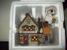 Heritage Village Collection Giggelswick Mutton and Ham dept 56