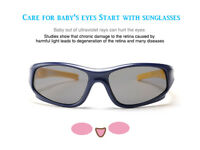 Kids Boys Girls Teen Sport Polarized Fashion Sunglasses Cycling Shades Child UV