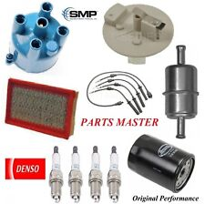 Tune Up Kit Filters Cap Spark Plugs Wire For CHRYSLER LEBARON L4: 2.2L 1983