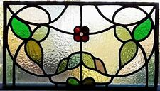 Stained Glass Panel - Rescued and restored -   Ref 71