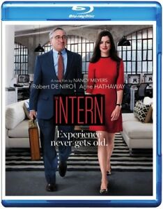 The Intern [New Blu-ray] With DVD, UV/HD Digital Copy, 2 Pack, Digital