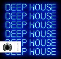 DEEP HOUSE ANTHEMS (MINISTRY OF SOUND) - CD album (New & sealed)