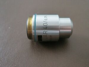 Zeiss Microscope Objective X40 Fl -Neofluar   160/0.17