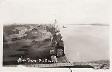 * BRAZIL - Rio Grande do Sul - Novo Porto (Photo.) Italian Mail