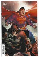 Batman Superman #1 2019 Unread Leinil Yu Variant Cover DC Comics Williamson