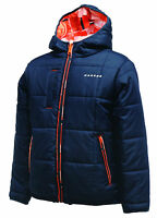 Dare2b Indecisive Reversible Padded Quilted Boys Jacket DBN001
