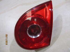 GENUINE 2008 VW GOLF MK5 1.9L 04~09 Turbo Diesel,RIGHT TAIL LIGHT INNER ON BOOT