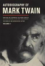 Autobiography of Mark Twain, Vol. 1 (Mark Twain Papers), By Mark Twain,in Used b