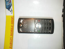 Motorola F3 - Black (Unlocked) Mobile Phone