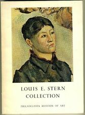 The Louis E. Stern Collection. Catalogo. Philadelphia Museum of Art 1964