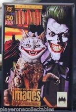 "Batman Legend of the Dark Knight #50 Comic 2"" X 3"" Fridge Magnet. The Joker"