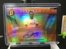 2019-20 Panini Gold Standard DANNY ROSE Marks Of Gold Autograph 144/149 AUTO