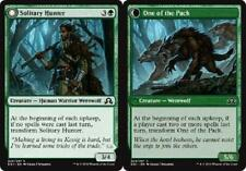 8x Solitary Hunter | One of the Pack 229/297 Near Mint MTG Shadows over