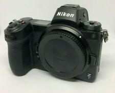Nikon Z7 45.7MP Digital Camera - Black (Body Only)
