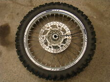 2006 YAMAHA YZ250F YZ 250 REAR TIRE AND RIM