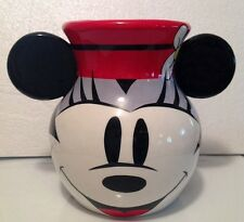Disney Auctions Limited Edition Only 250 HUGE LARGE Ceramic Minnie Mouse Vase