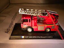 Del Prado Mundo Fuego Motores-Francia 2001 Epsa 18 M Renault camiv (code24)