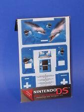 Modding Skin Nintendo DS Delphin Spielkonsole Schutz vor Kratzern