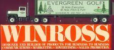 Evergreen Golf Course Manheim, PA '89 Winross Truck