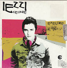 CESARE IEZZI - Eveline - CDs SINGOLO NEW CARTONATO