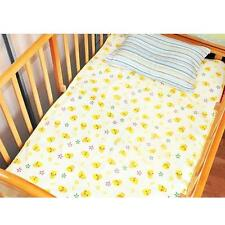 Infant Baby Home Travel Cute Cotton Waterproof Urine Pad Mat Cover Changing Pad