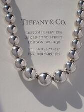 Tiffany & Co Plata Esterlina graduado Perla Collar 16 in (approx. 40.64 cm)