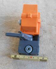 George Fischer EA20 EA-20 EA 20 198150431 valve actuator with valve