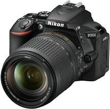 Nikon D5600 DSLR DX Digital Camera 18-55mm VR Lens Kit + SDHC 16GB , FREE DHL