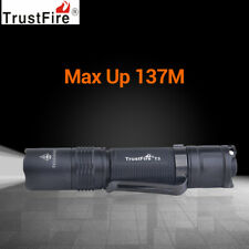 TrustFire 1000Lumen Cree LED Tactical Torch Camping Light 5 Modes With Holster