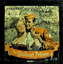 """PAUL BARON the student prince 10"""" VG MG 25001 Mercury Mono USA 1950s"""