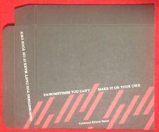 U2 Sometimes You Can't M.I.O.Y.O. Fan Club Promo Collectors Wallet New BIN