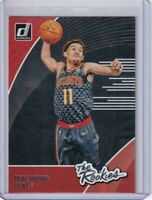 2018-19 Panini Donruss Optic The Rookies Trae Young #5 Rookie