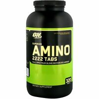 Superior Amino 2222 Tabs, 320 Tablets