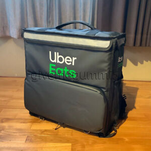 Uber Eats Delivery Bag / Backpack with Logo
