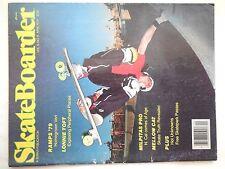 Rarität top Original SkateBoarder Vol. 5  Nr. 9 vom April 1979