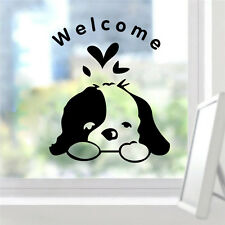 Creative Dog Pattern Sticker Removable Wall Decal Notebook Phone Bathroom Toilet