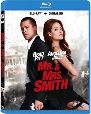 MR. & MRS. SMITH (Blu-ray  2015)  Action Thriller **MINT**