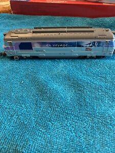Locomotive Piko Ho Sncf BB 67400 En Voyage