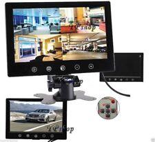 """PDR*TV TELEVISORE MONITOR LCD DIGITALE 10.1"""" TFT LED HD POGGIATESTA SORVEGLIANZA"""