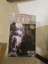 R2-D2 Star Wars RETURN OF THE JEDI MODEL KIT 1983 MPC