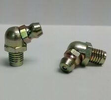 1/4 Drive Type 65 Degree Angle Grease Zerk Nipple Fitting Price for 5 pcs