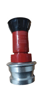 NEW! Lightweight Fire Service Hose Branch / Nozzle