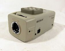 Sony SSC-DC134 CCD Color Video Security Camera Cameras Digital Body No Lens